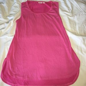 CATO pink tank. Size M.